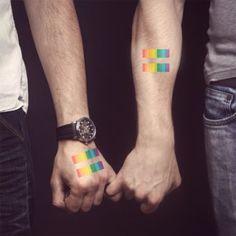 40 Inspiring Gay Pride Tattoo Designs | Amazing Tattoo Ideas