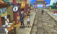 Pokémon Sun & Moon - Useful Characters