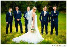 All Good and Dunne! Michael & Lisa's Fabulous Wedding