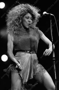 Tina Turner.  I want to look this good when I'm her age                      TINA...BEAUTIFUL