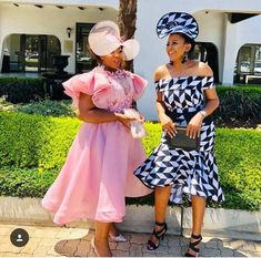 African Fashion Ankara, Latest African Fashion Dresses, African Print Dresses, African Print Fashion, African Dress, Facinator Hats, Fascinators, Tea Party Outfits, Party Fashion