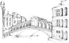 Hey, I found this really awesome Etsy listing at https://www.etsy.com/uk/listing/120722080/venice-italy-rialto-bridge-art-pencil