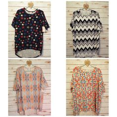 Shop LuLaRoe Marie Navara Irma's for sale Tuesday, August 16th at 7PM CST at https://www.facebook.com/groups/1677367409195643/