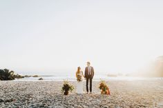 We have quite a treat this Friday morning, a beautiful Big Sur wedding with a super sweet story behind it! Planned + designed by Katie Rebecca Events and photographed by Evynn LeValley, Katie + David's seaside celebration is a major inspiration and it's filled with so much love + beauty. Katie tells us, When David and I decided to relocate...