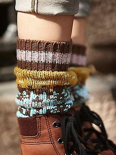 Free People Cozy Nepali Sock at Free People Clothing Boutique