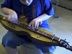 Shady Grove - Mountain Dulcimer via Cold Antler Farm, my favorite blog