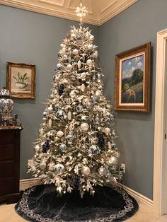 christmas 2017 christmas trees christmas decorations black gold xmas trees xmas - Black And Gold Christmas Tree