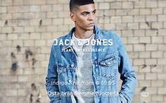 JACK & JONES – osta vaatteita virallisesta verkkokaupasta