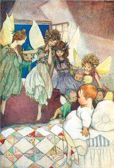 quenalbertini: Susan B Pearse Illustration Art And Illustration, Book Illustrations, Fantasy Kunst, Fantasy Art, Kobold, Vintage Fairies, Fairytale Art, Flower Fairies, Fairy Art