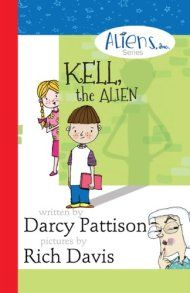 Kell, The Alien by Darcy Pattison ebook deal