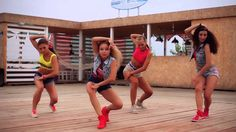 "Major Lazer - ""Watch out for this"" dance super video by DHQ Fraules - dance moves- learn this dance"