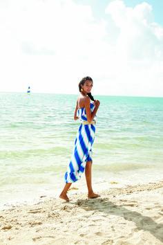 Lilly Pulitzer Summer '13- Caldwell Dress in Resort White Sail Stripe