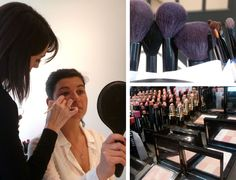 Leçon maquillage Bobbi Brown
