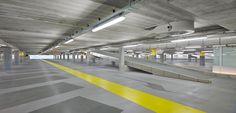 Museumpark parking garage   Paul de Ruiter Architects   Photography: Pieter Kers