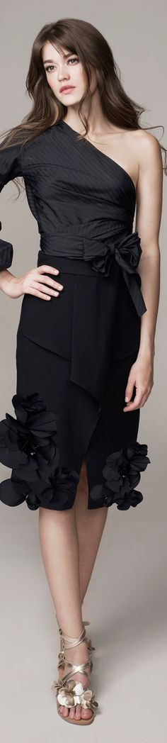 Johanna Ortiz Spring 2016 Ready-to-Wear