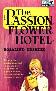 He was the author of some 55 novels under a va. Vintage Book Covers, Passion Flower, Book Cover Art, Funny Me, Nostalgia, Novels, Reading, Books, Movie Posters