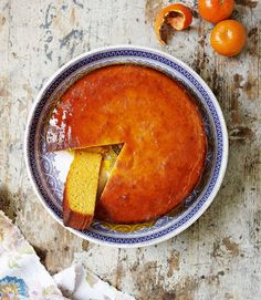 Sticky Clementine Cake: http://www.deliciousmagazine.co.uk/recipes/sticky-clementine-cake/