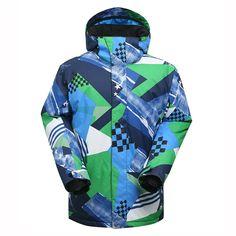 Popular Ski Jacket Men Waterproof 10K Thicken Men Snowboard Jackets Outdoor  Ski Clothes Winter Thermal Mountain f2de58c3e