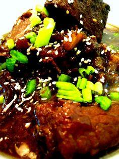 korean (pork) stew Recipe - http://www.dessertsqueen.com/korean-pork-stew-recipe/
