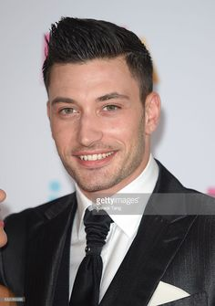 Giovanni Pernice attends the Lorraine's High Street Fashion Awards at Grand Connaught Rooms on May 2016 in London, England. Get premium, high resolution news photos at Getty Images Strictly Dancers, Strictly Come Dancing, Street Fashion, Fashion News, Hallmark Movies, Lorraine, London England, Beautiful Men, Awards