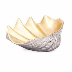 Ceramic Shell Decorative Bowl – Furnituria.com