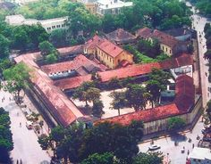 Hoa Loa Prison (known as Hanoi Hilton) was a French prison that was used by the North Vietnamese government to hold American prisoners during the Vietnam War. Reports from prisoners say Vietnamese jailers used torture, starvation, and murder to subdue them. Notable figures that spent time there: US Senator John McCain, US VP candidate James Stockdale and decorated USAF pilot Bud Day. Today, this prison serves as a hotel under the name Hilton Hanoi Opera Hotel.