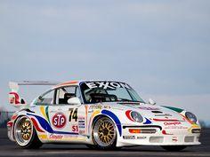 PORSCHE Collection of Matthew Drendel offered at Gooding – Amelia Island Auction – March 2012 Porsche 911 Gt2, Porsche Motorsport, Le Mans, Sports Car Racing, Race Cars, Auto Racing, Evolution, Boxer, Porsche Factory