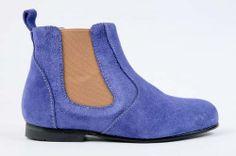 Clotaire Boots bleues