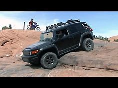 The Ultimate FJ Cruiser Off-Roading Video!!!