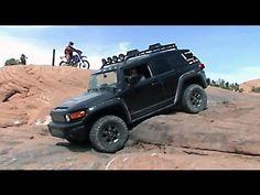 The Ultimate FJ Cruiser Off-Roading Video!!!