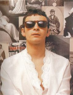 James Dean Bradfield #ManicStreetPreachers