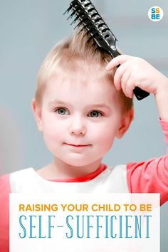 Are You Raising a Self Sufficient Child? Are you doing too much for your kids? Discover simple techniques to raising a self sufficient child and to gauging when your kids are ready to be more independent. Parenting Articles, Kids And Parenting, Parenting Hacks, Practical Parenting, Parenting Styles, Teaching Kids, Kids Learning, Parental, Gentle Parenting