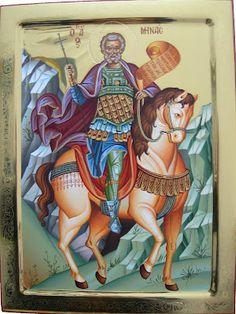 Αγιογραφίες δια χειρός Αμβροσιάδη Κωνσταντίνου: Απρίλιος 2012