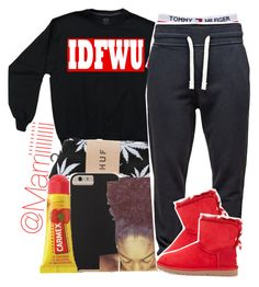 """""""When im in my feelings"""" by trill-forlife ❤ liked on Polyvore"""