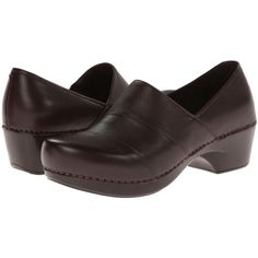 In Design; Diplomatic Dansko Women's Shoes Clogs Size 38 Novel