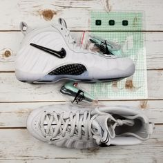 429c975fd6c NIKE AIR FOAMPOSITE PRO AS QS SWOOSH PACK VAST GREY WHITE AO0817 001  cash