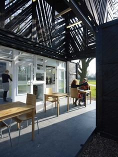 Noorderparkkamer / Bureau SLA & Overtreders W (2)