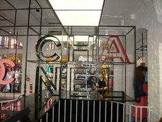 Inside Chanel's beauty pop up