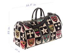 another stubbs + wootton duffle bag..love it