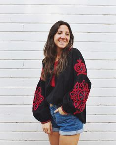 Boho shirt, summer outfit Bell Sleeves, Bell Sleeve Top, Summer Outfits, Boho, Shirts, Women, Style, Fashion, Swag