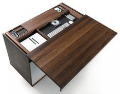 Contemporary Writing Bureau Desks