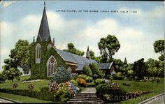 Little Chapel Of The Roses Chula Vista California