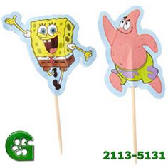 Wilton item number 2113-5131. Visit www.GalesWholesale.com for more information. FUN PIX 24CT LICENSED SPONGEBOB. Spongebob SquarePants Fun Pix Spongebob Spongebob, Spongebob Squarepants, Wilton Cake Decorating, Wilton Cakes, Item Number, Princess Peach, Fun, Fictional Characters, Fantasy Characters