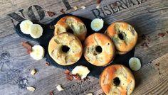 Banana Protein Donuts – Meleini's Kitchen