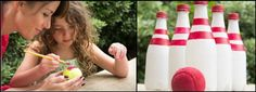 paint bowling pins