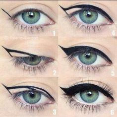 eyeliner-eyes-for-girls-green-Favim.com-4048874.jpg (500×501)