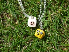 Items similar to I'll keep you safe bear on Etsy Red Pear, Friendship Necklaces, Glass Vials, Adventure Time, Polymer Clay, My Etsy Shop, Bear, Personalized Items, Check