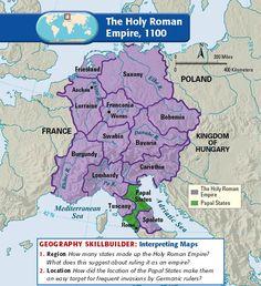 Resultado de imagem para holy roman empire