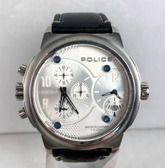 Police Timepieces Viper Herren Chronograph ID: Herren Chronograph, Police, Michael Kors, Gold, Accessories, Shopping, Chronograph, Pointers, Stainless Steel