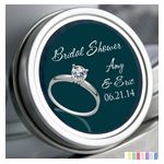 Personalized Mint Tin - Ring: ForeverWed, Wedding Favors